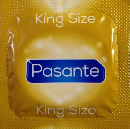 pasante condoms