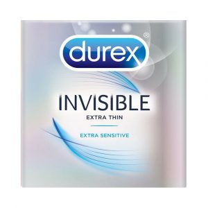 Durex Invisible Extra Sensitive Condoms