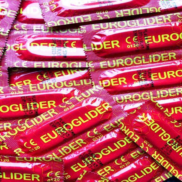Durex Euroglider Condoms
